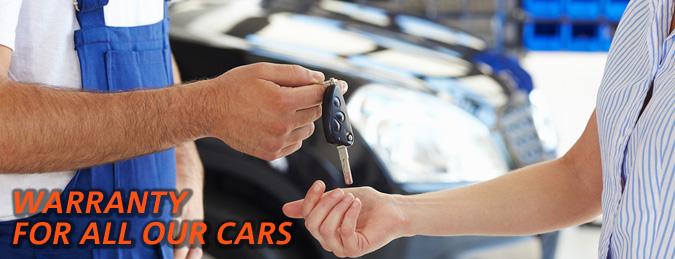 Michigan used cars warranty