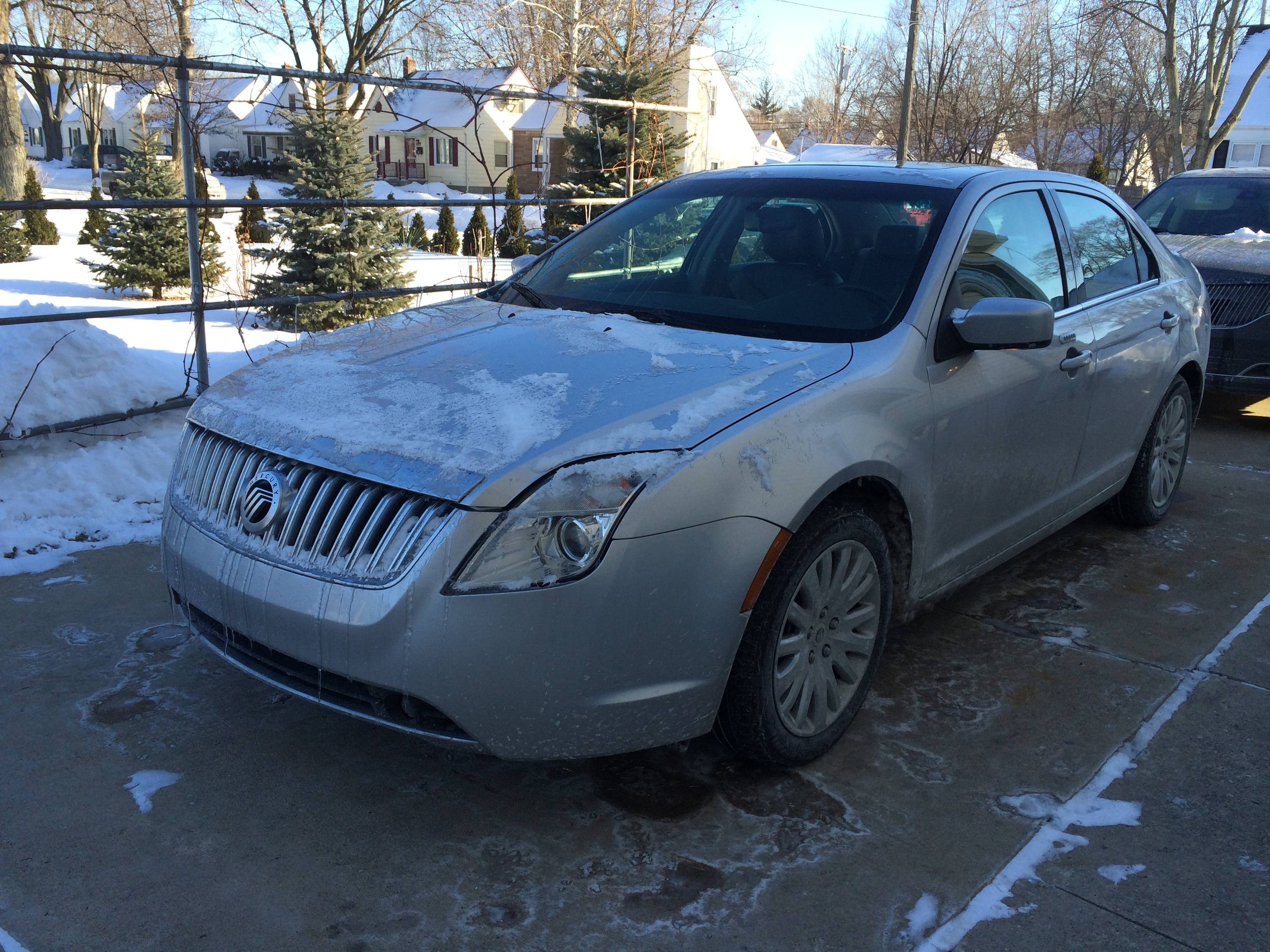 2010 Mercury Milan Hybrid Buds Auto Used Cars For Sale