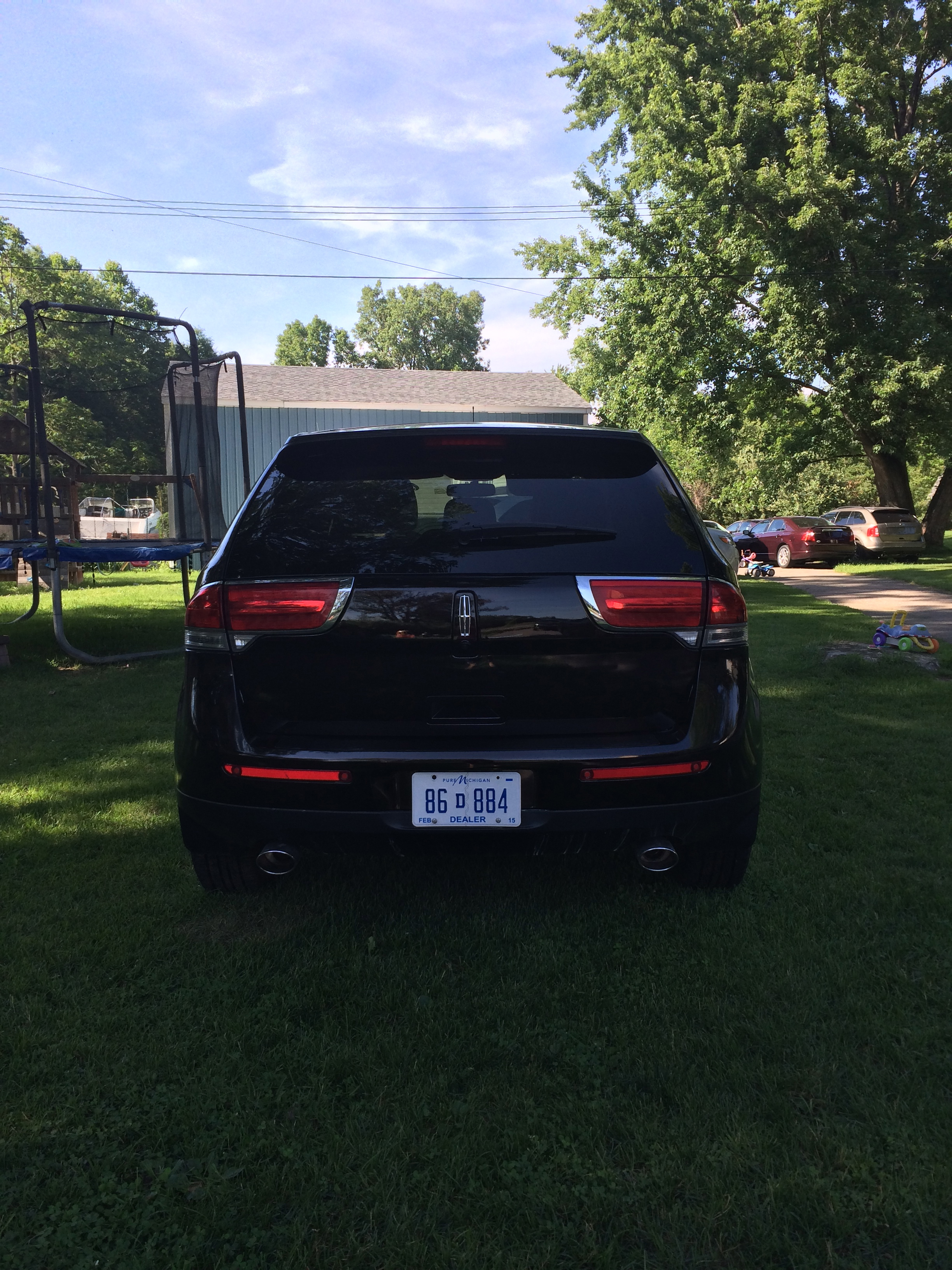 2013 LINCOLN MKX AWD - Buds Auto - Used Cars for Sale in ...