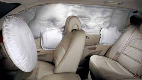 The Newest Technological Advances In Airbags Systems