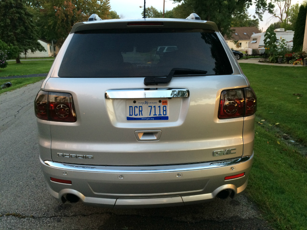 Truck Loan Calculator >> 2011 GMC ACADIA DENALI 2WD - Buds Auto - Used Cars for Sale in Michigan - Buds Auto – Used Cars ...
