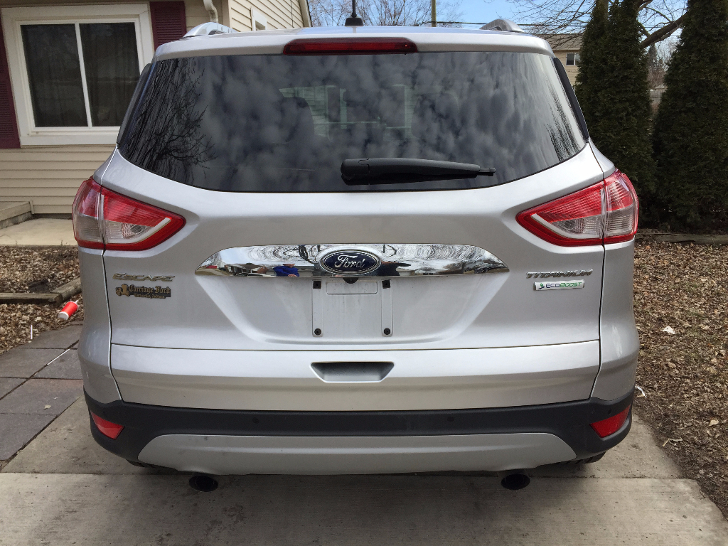 2014 ford escape titanium call 313 727 8980 lidia buds auto used cars for sale in. Black Bedroom Furniture Sets. Home Design Ideas