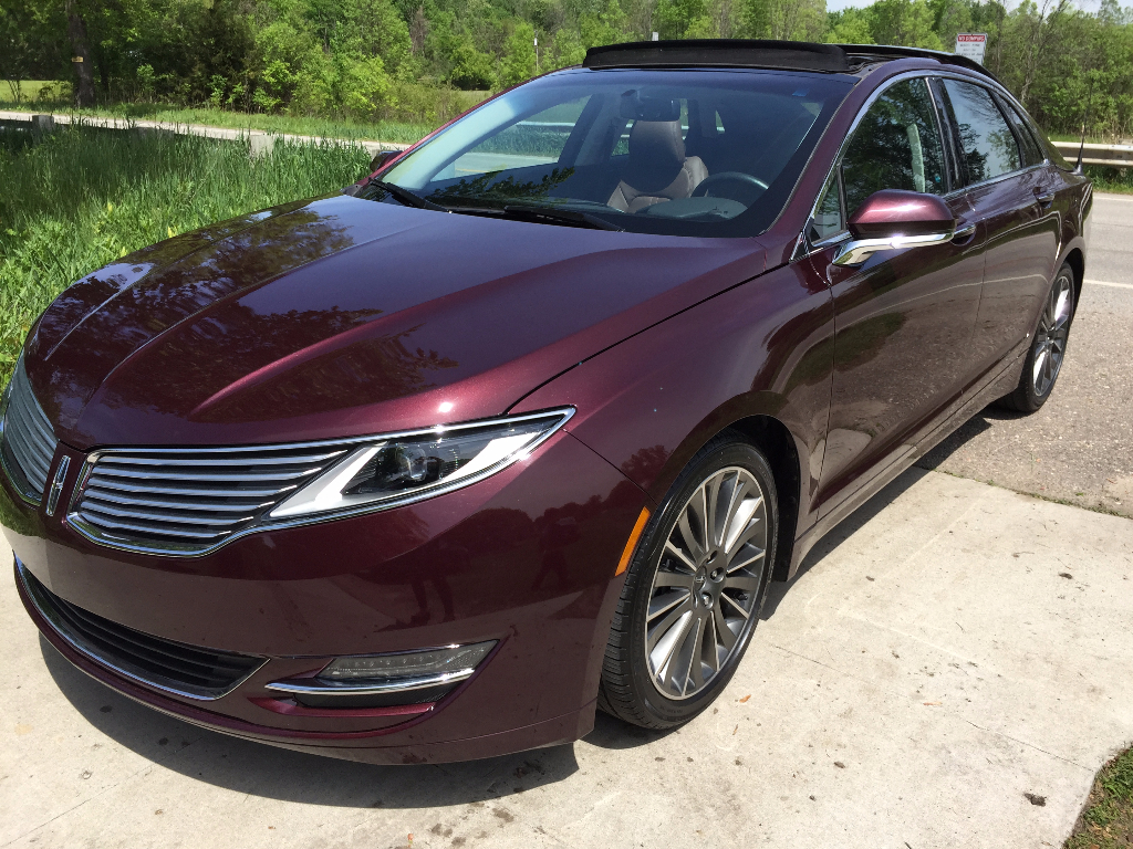 2016 Lincoln Mkz Sedan >> 2013 Lincoln MKZ AWD (call Lidia 313-727-8980) - Buds Auto - Used Cars for Sale in Michigan ...