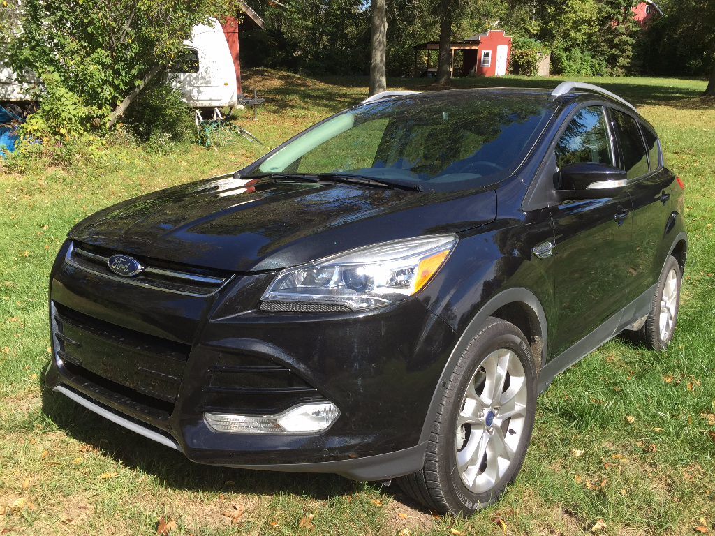 2014 ford escape titanium call lidia 313 727 8980 buds auto used cars for sale in michigan. Black Bedroom Furniture Sets. Home Design Ideas