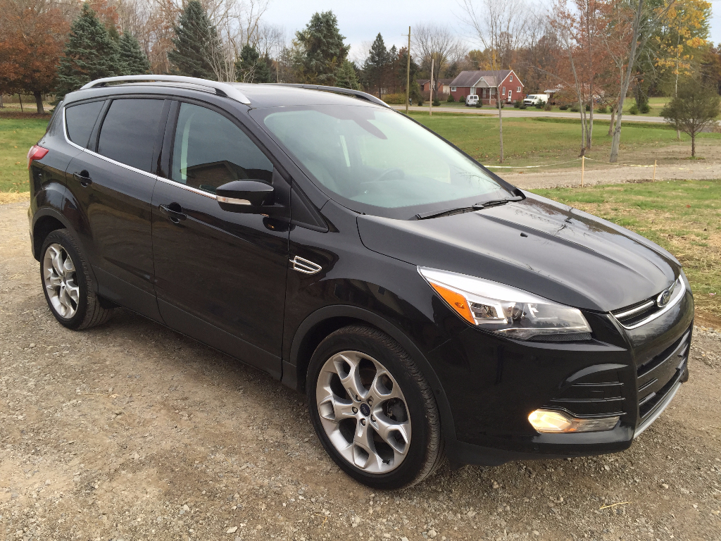 2014 ford escape titanium buds auto used cars for sale in michigan buds auto used cars. Black Bedroom Furniture Sets. Home Design Ideas