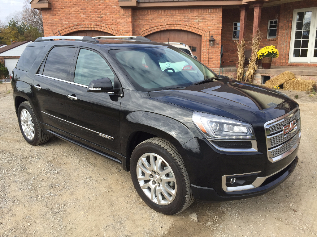 2014 gmc acadia denali buds auto used cars for sale in michigan buds auto used cars for. Black Bedroom Furniture Sets. Home Design Ideas