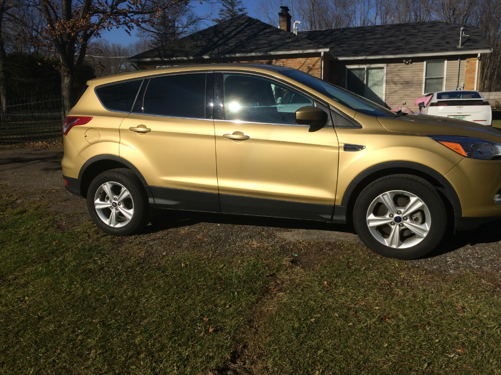 2014 ford escape se awd 1 6l ecoboost buds auto used. Black Bedroom Furniture Sets. Home Design Ideas