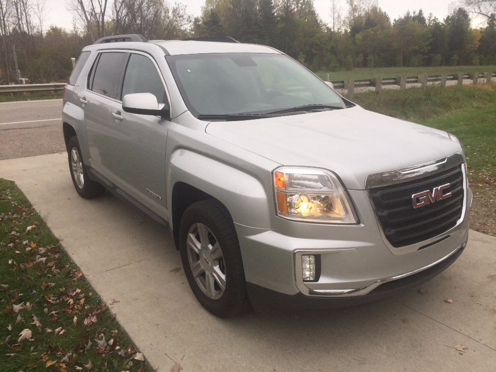 2016 Gmc Terrain Sle Awd on gmc 6500 luxury