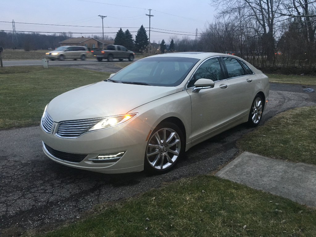 Used Cars For $5000 >> 2015 Lincoln MKZ 2.0L ECOBOOST AWD - Buds Auto - Used Cars ...