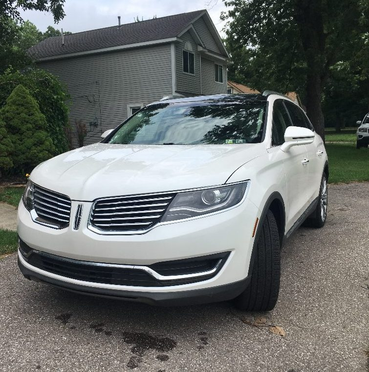 2016 Lincoln Cars: 2016 Lincoln MKX AWD RESERVE