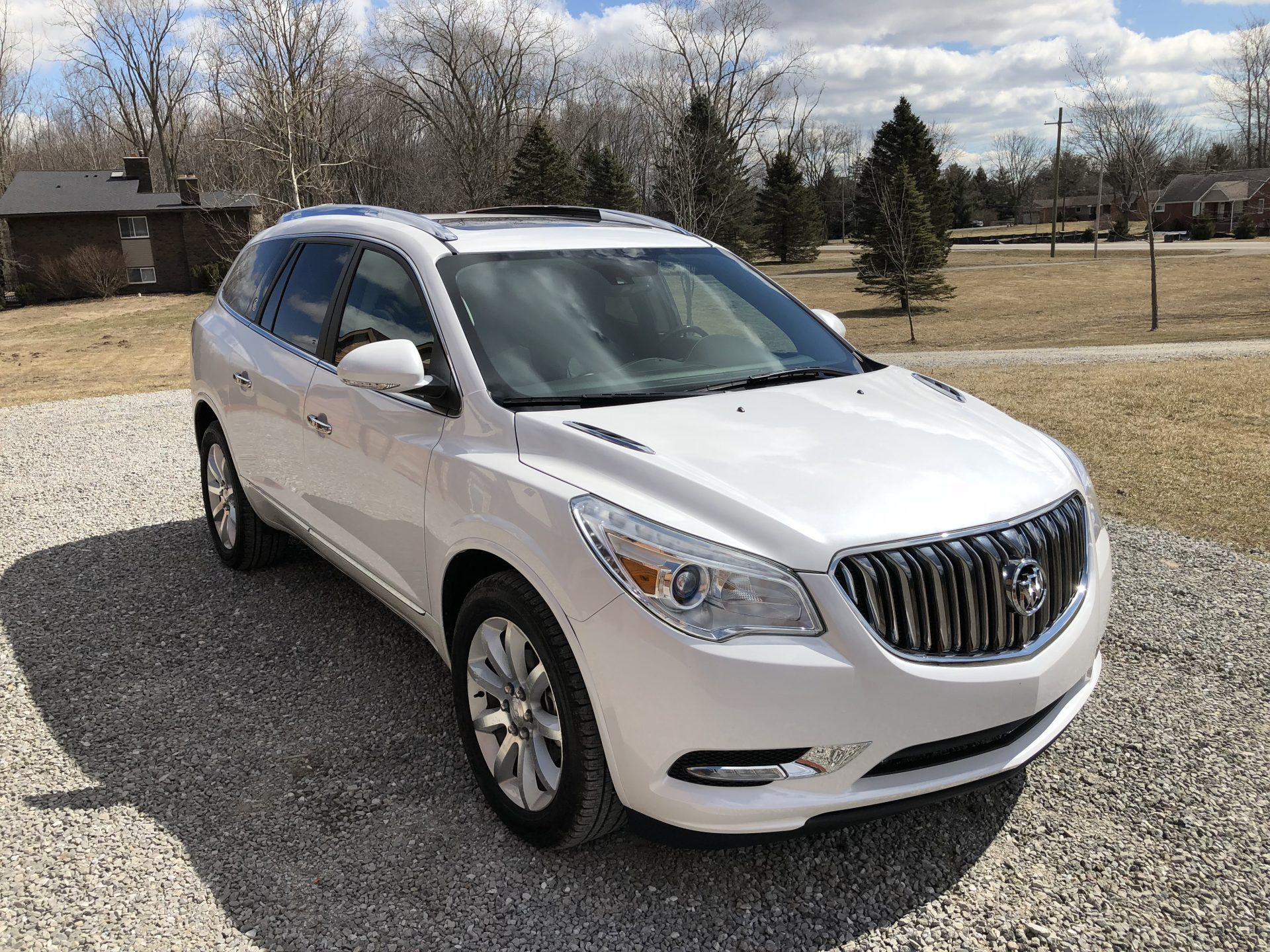 2017 buick enclave premium awd buds auto used cars for sale in michigan buds auto used. Black Bedroom Furniture Sets. Home Design Ideas