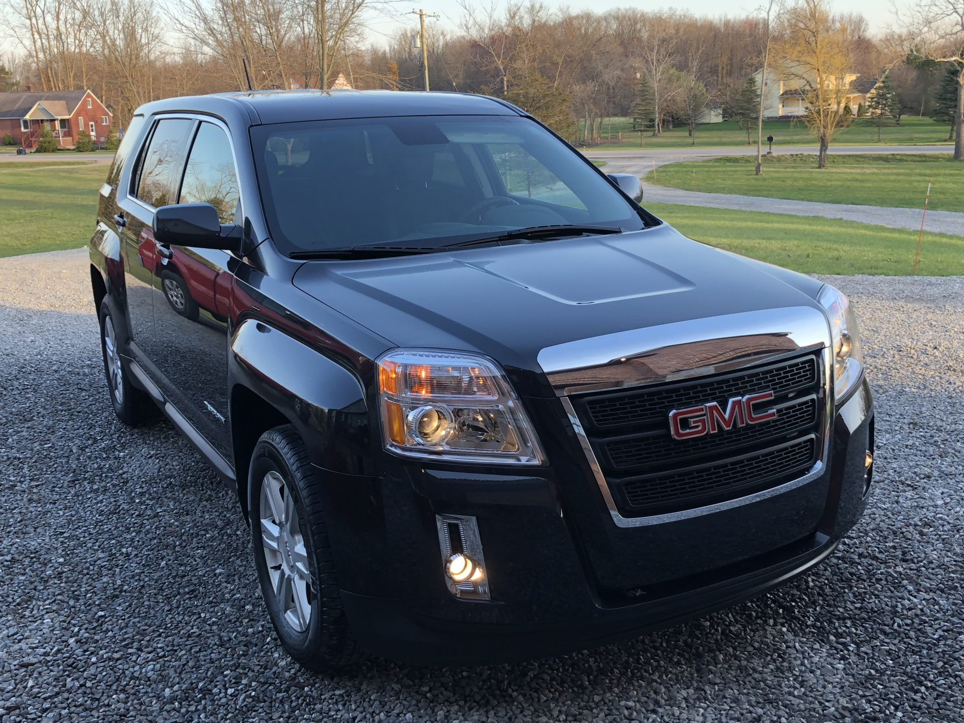 2015 GMC Terrain FWD SLE 313 218 0293 Buds Auto Used Cars for