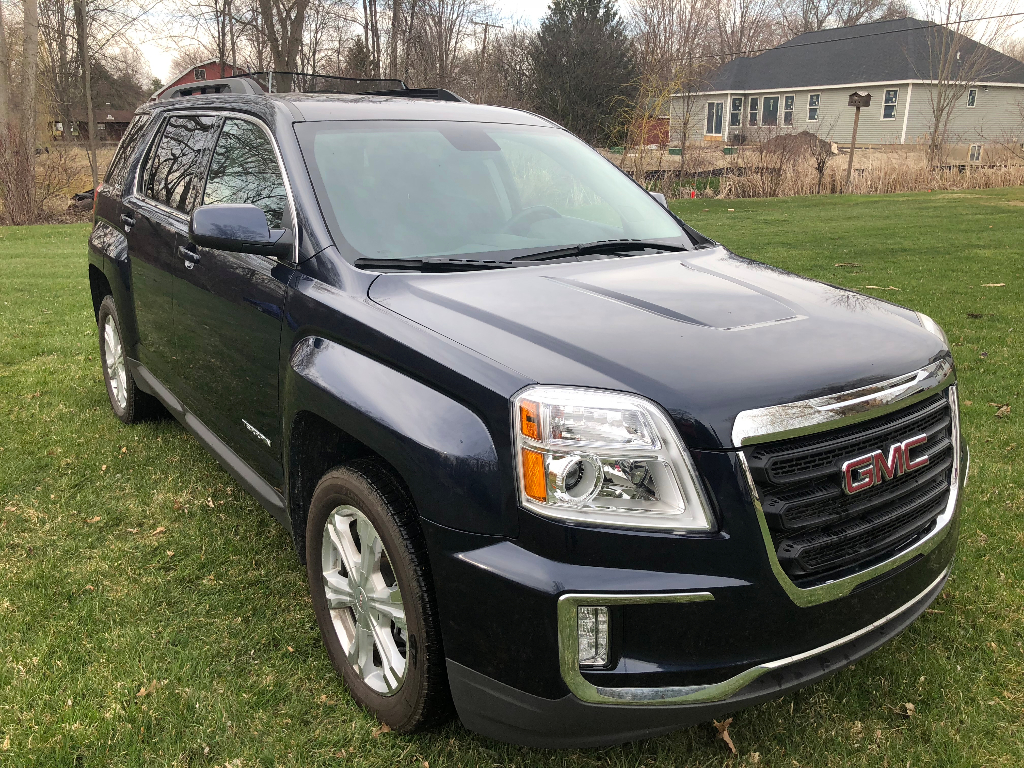 2017 GMC TERRAIN SLE2 - Buds Auto - Used Cars for Sale in ...