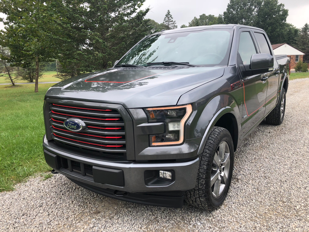 2017 ford f150 4x4 supercrew lariat